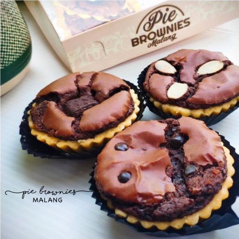 Pie Brownies Malang